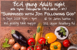 BCA Young Adults Night (1)